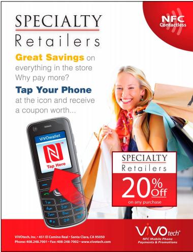 NFC и маркетинг