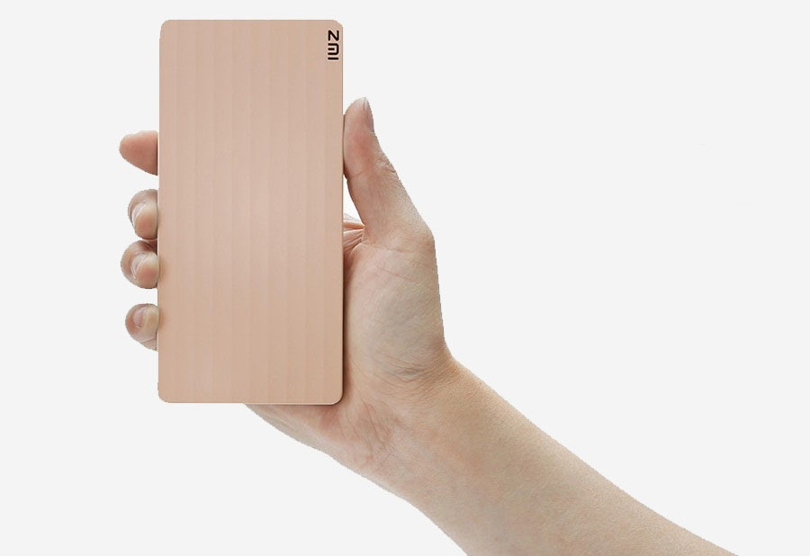 Повербанк Xiaomi ZMi Powerbank 10000 мАч