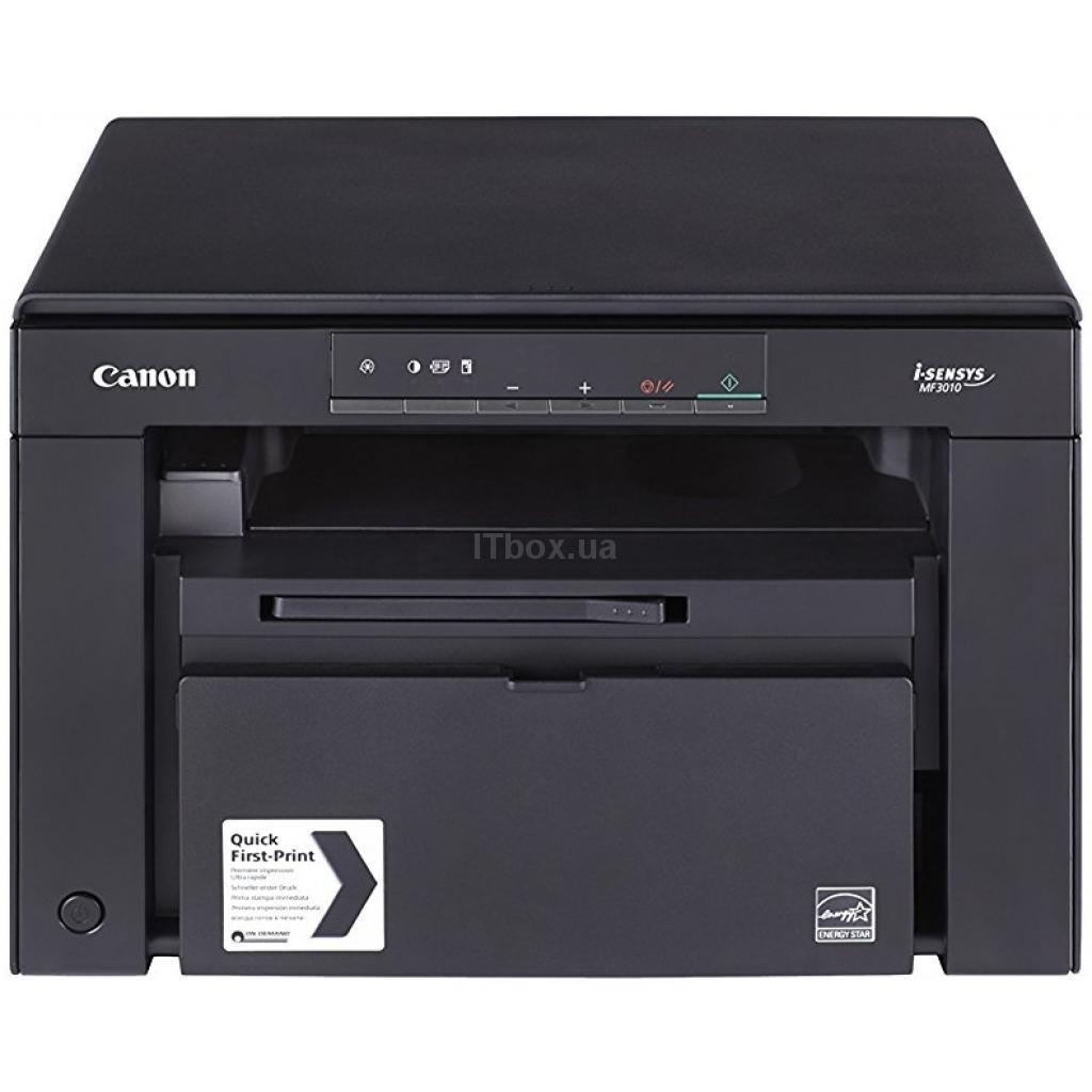 Многофункциональное устройство Canon i-SENSYS MF3010 + 2 картриджа (5252B034)