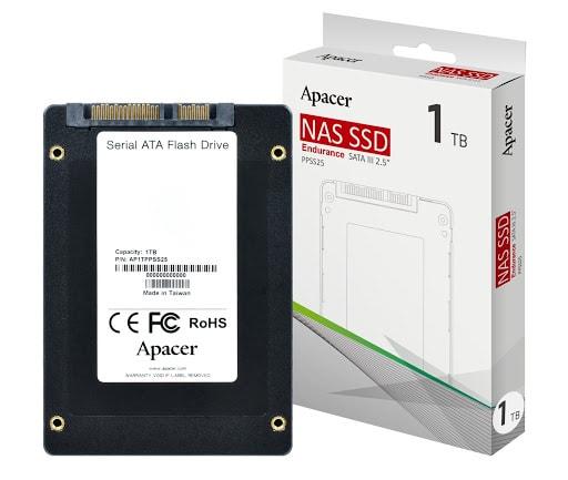 NAS SSD Apacer