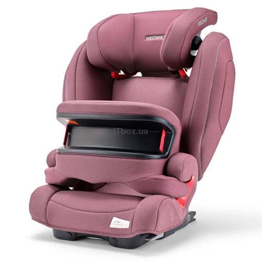 RECARO Monza Nova IS Seatfix Prime Pale Rose