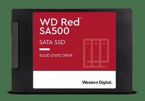 """WD Red SA500 2.5"""""""