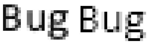 Пример зернистости изображения 2