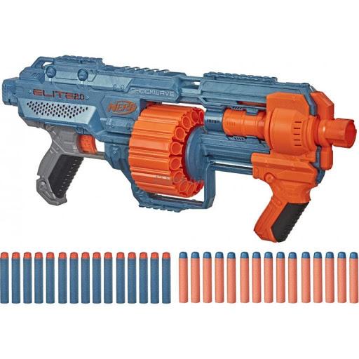 Игрушечное оружие Hasbro Nerf Elite 2.0 Шоквейв