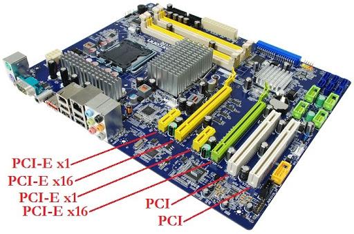Линии PCIe