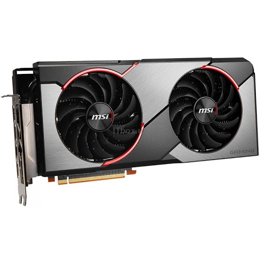 MSI Radeon RX 5700 XT 8192Mb GAMING X
