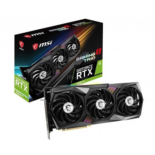 MSI GeForce RTX3060Ti 8Gb GAMING X TRIO