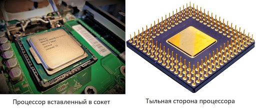 Пример процессора