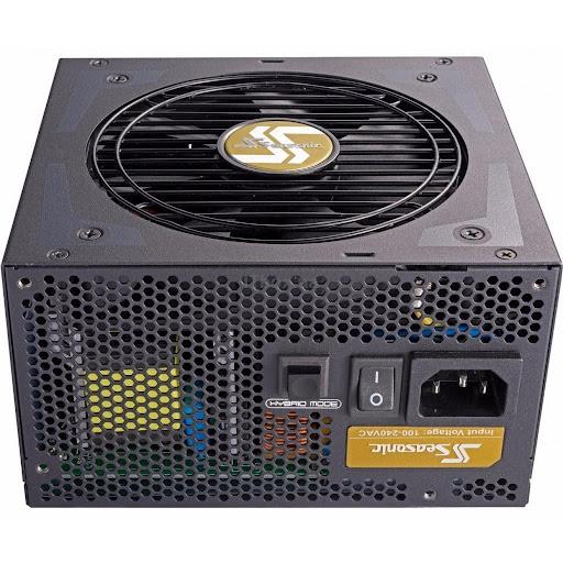 Seasonic 650W FOCUS Gold NEW