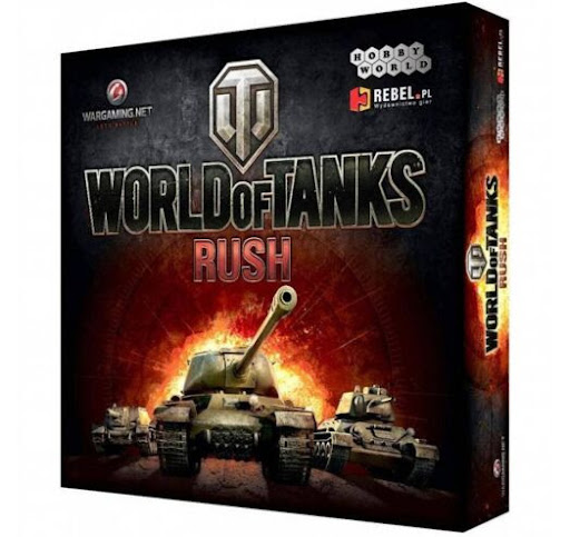 Настольная игра Hobby World World of Tanks