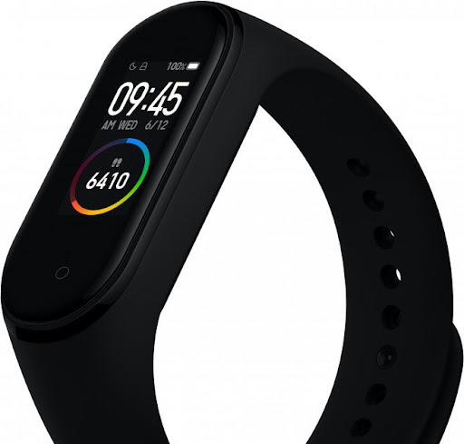 Фитнес браслет Xiaomi Mi Smart Band 4 c NFC