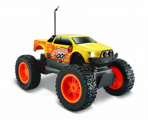 Радиоуправляемая игрушка Maisto Off Road Go