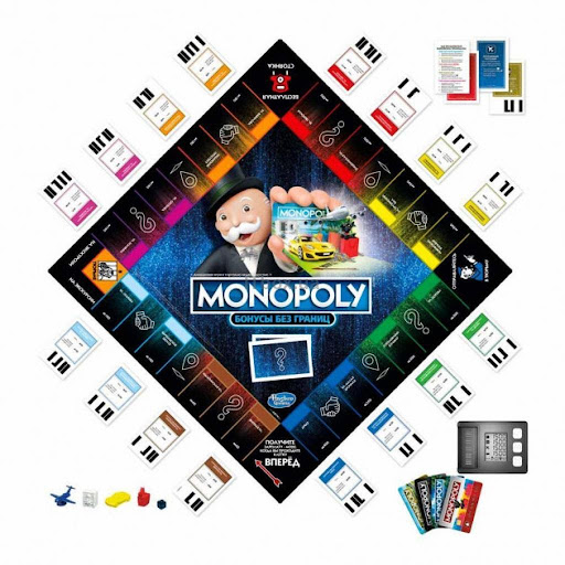 "Монополия: ""Бонусы без границ"""