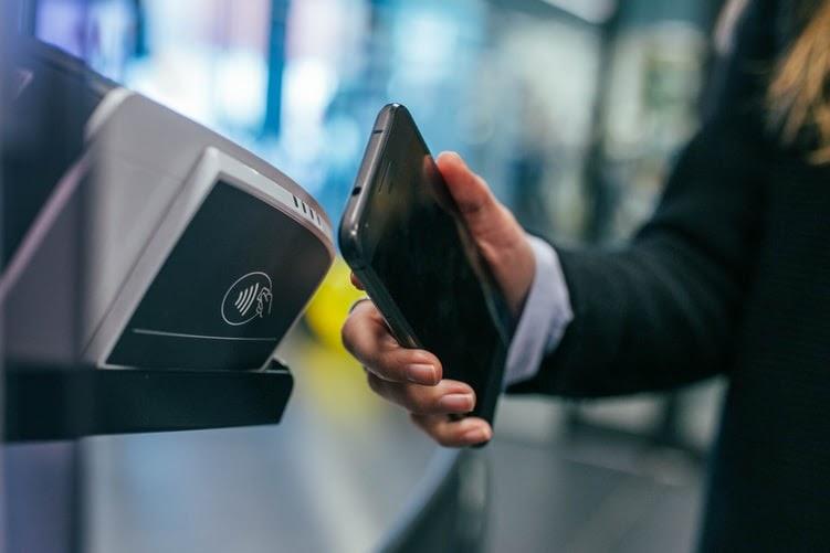 NFC для оплати покупок