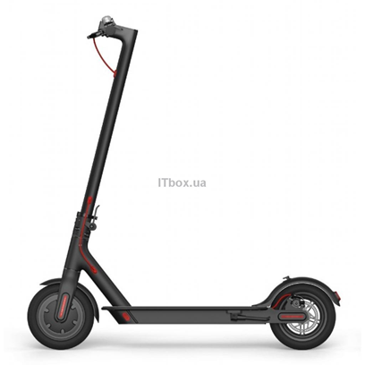 Електросамокат Xiaomi Mi Jia Electric Scooter Black