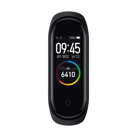 Фітнес-браслет Xiaomi Mi Smart Band 4 Black