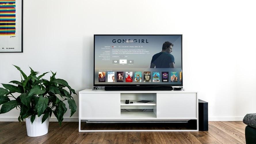Телевізор зі Smart TV