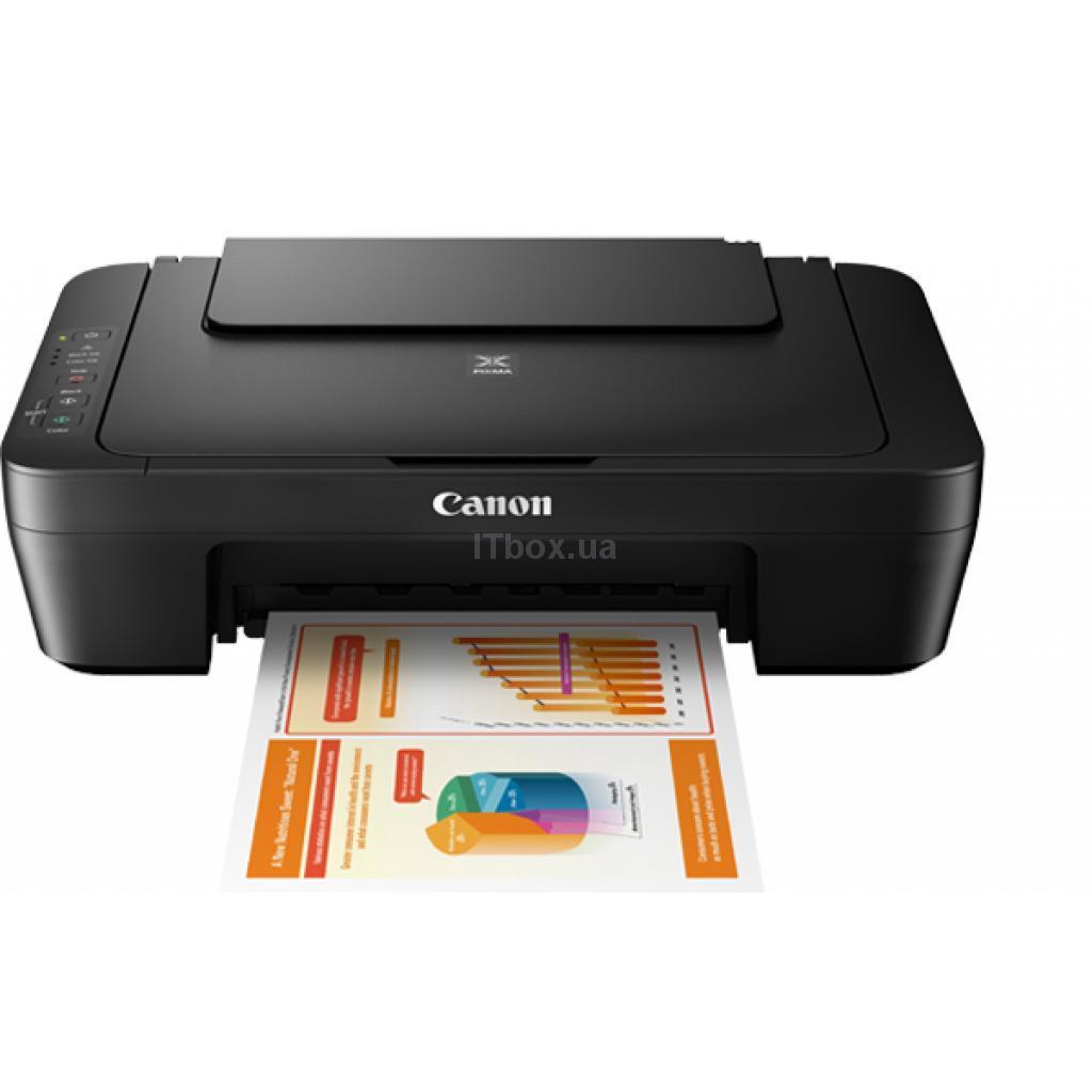Багатофункціональний пристрій Canon PIXMA Ink Efficiency E414 (1366C009)
