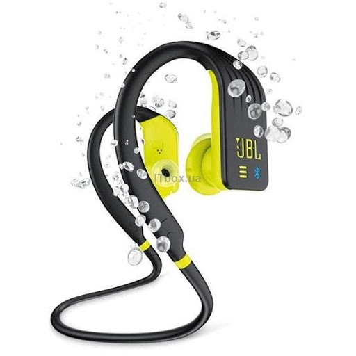Навушники JBL Endurance Dive BlackYellow