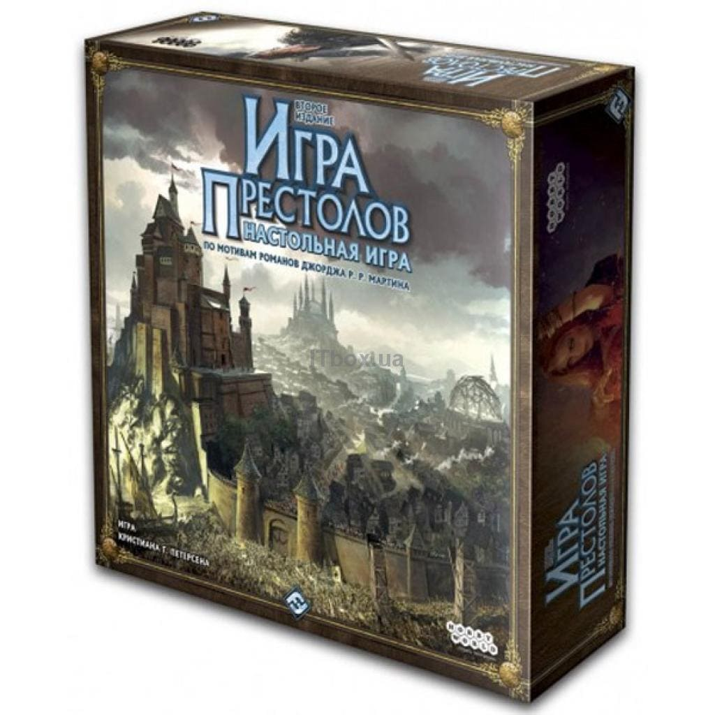 Настільна гра Hobby World «Гра престолів»