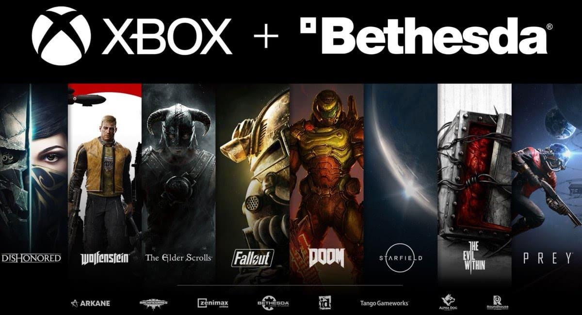 Ігри xbox + bethesda