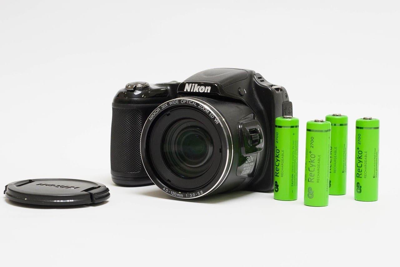 Батарейки для камеры