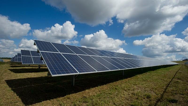 Елоктростанції на сонячній енергії
