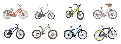 Типи велосипедів