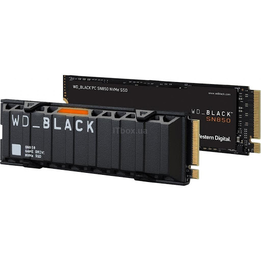 WD SN850 NVMe 1TB