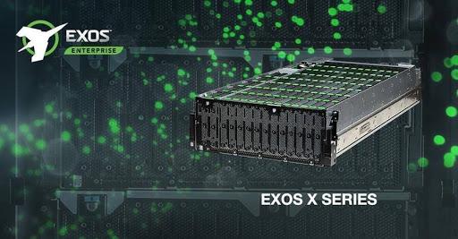 серія Exos X