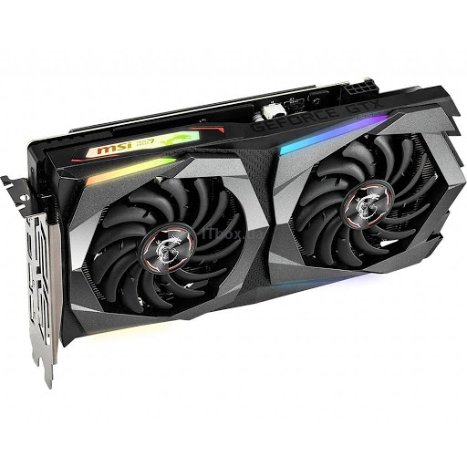 MSI GeForce GTX1660 SUPER 6144Mb GAMING X
