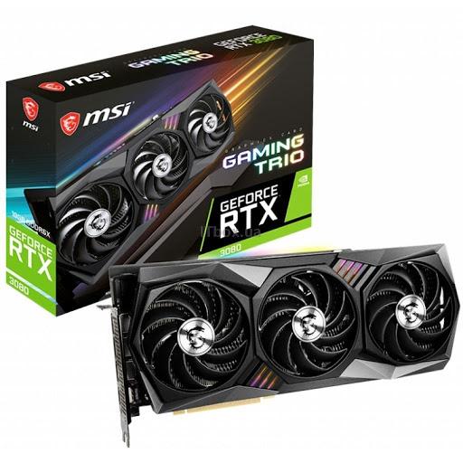 MSI GeForce RTX3080 10Gb GAMING TRIO