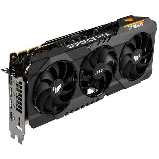 ASUS GeForce RTX3090 24Gb TUF GAMING