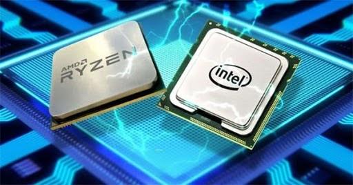 Процесори Intel та AMD