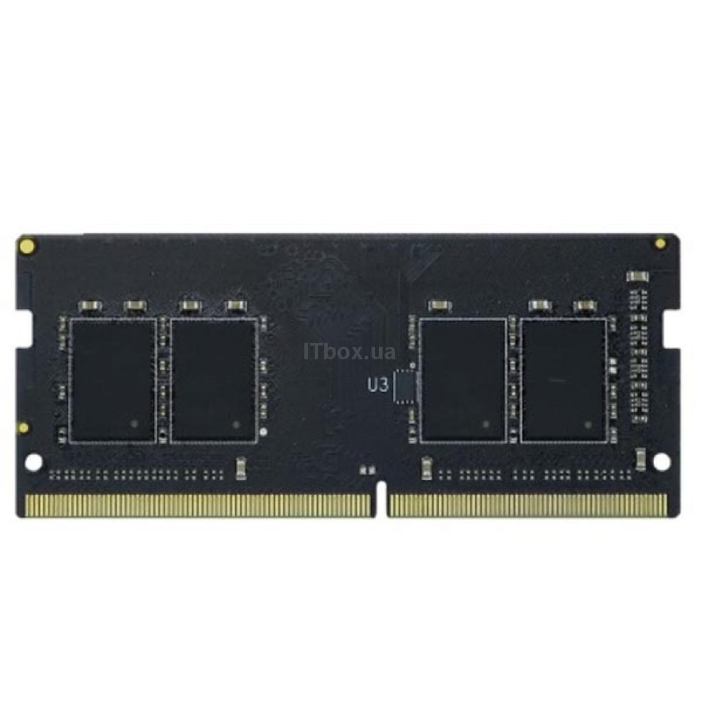 Оперативна пам'ять для ноутбука SoDIMM DDR4 4GB 2666 MHz eXceleram (E404269S)