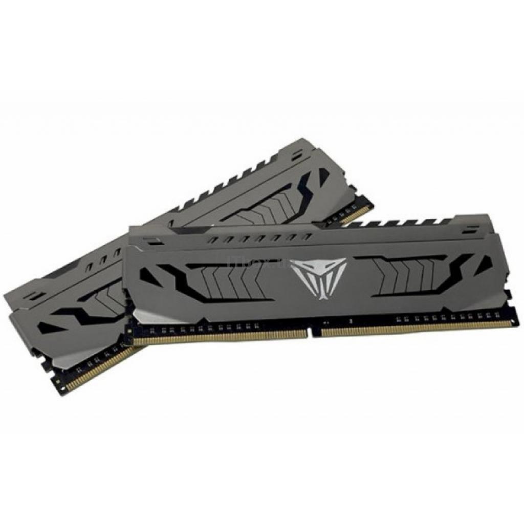 Оперативна пам'ять для ПК DDR4 16GB (2x8GB) 4400 MHz Viper Steel Patriot (PVS416G440C9K)