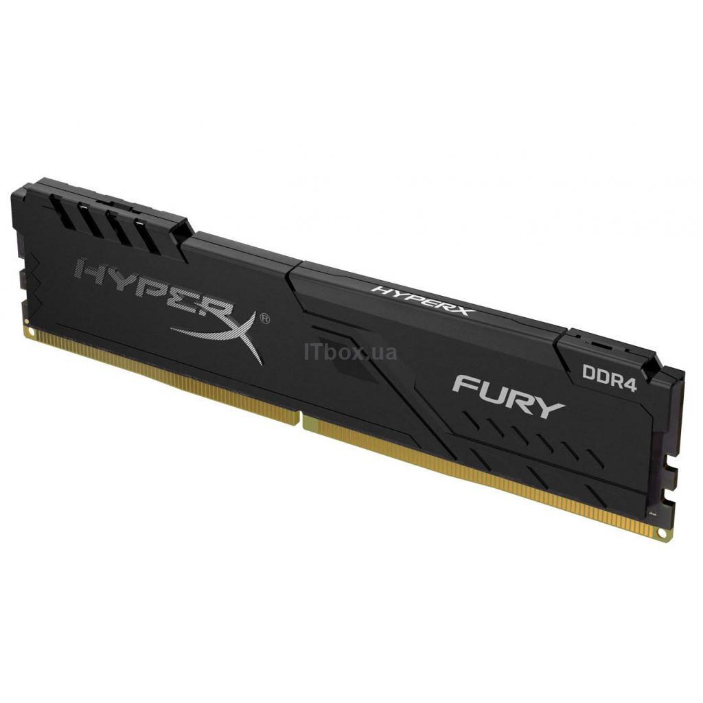 Оперативна пам'ять для ПК DDR4 32GB 3000 MHz HyperX Fury Black HyperX (Kingston Fury) (HX430C16FB3/32)