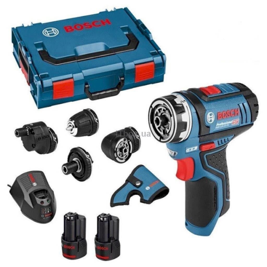 Bosch GSR 12V-15 FC акумуляторний (0.601.9F6.000)
